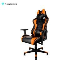 Игровое кресло TGC22-Black-Orange