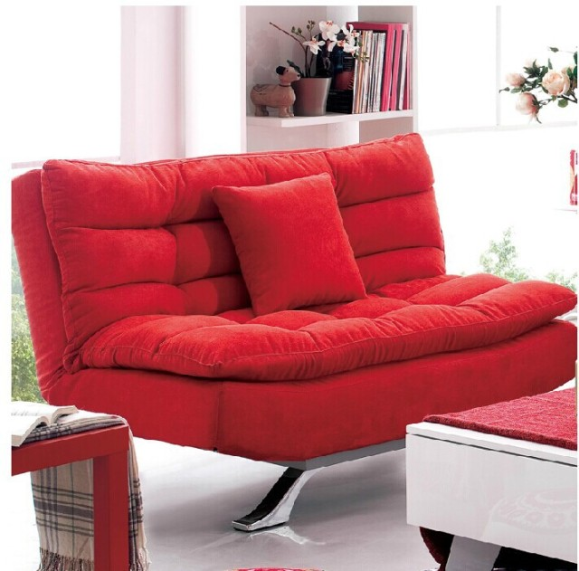 Versatile Convertible Sofa Bed IKEA Sofa Fabric Folding Sofa Bed