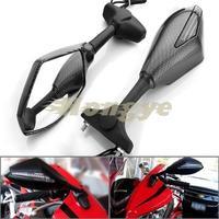 Smoke Lens Motorcycle Amber LED Turn Signal Light Blinker Indicator Side Marker Integrated Carbon Fiber Racing