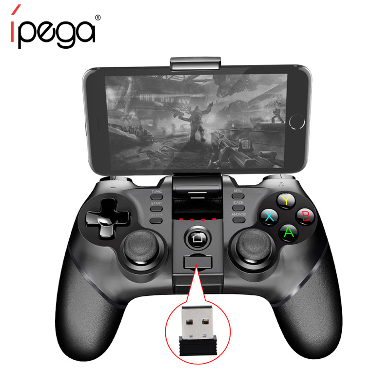 iPEGA PG 9076 Bluetooth Gamepad for Android Wireless Joystick Game Controller for PS3 Android IOS Phone