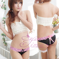 women sexy panties girls sexy lace transparent low-waist briefs breathable lourie young girl panties