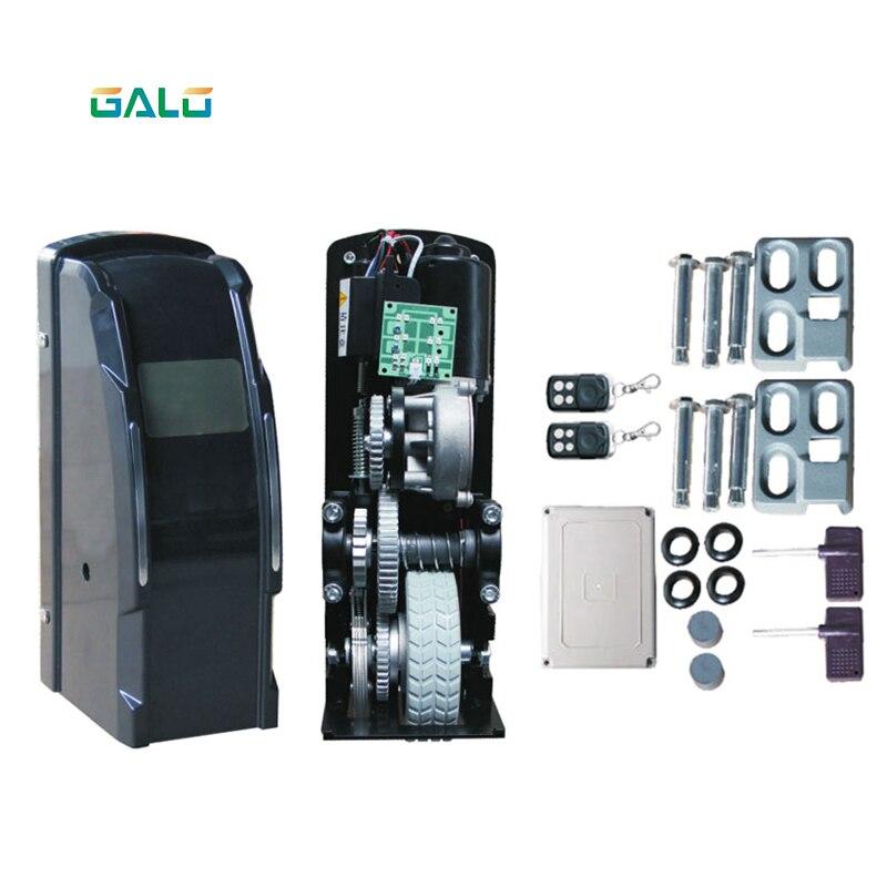 automatic rolling swing gate door opener double Roller door opener for home automation