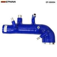 Corrida de silicone turbo kit mangueira indução admissão para subaru impreza wrx grb ej25 07 + ver.10 (1 pc) EP-SBI004