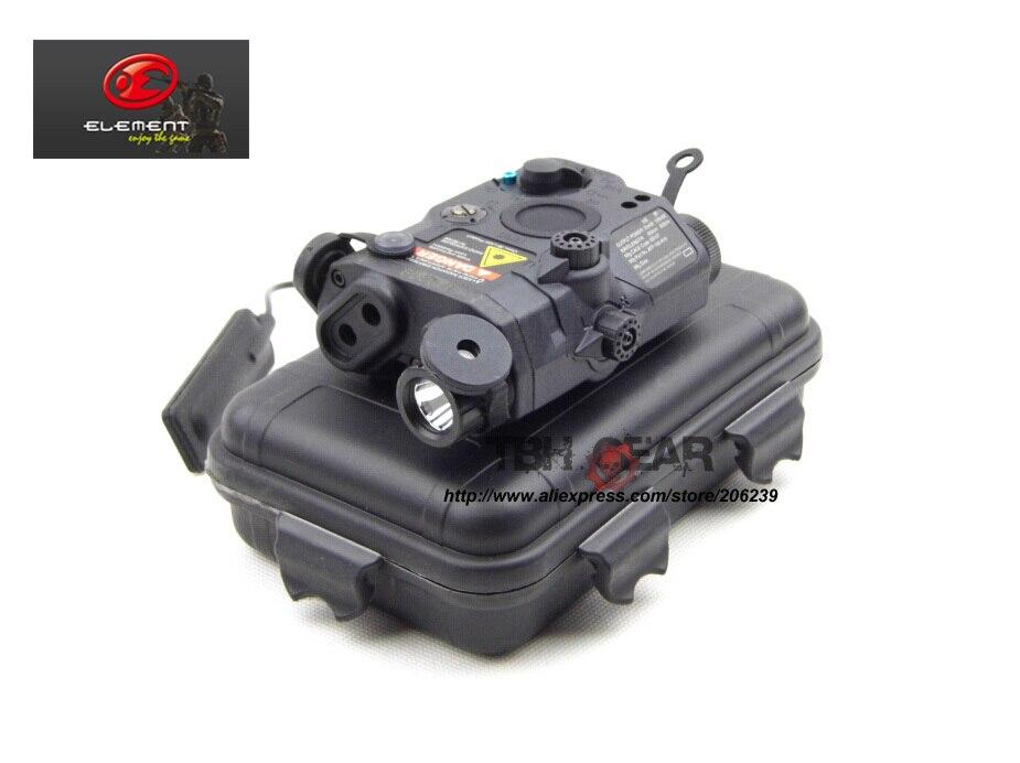 Element LA PEQ15 Flashlight Laser Combo Red Laser IR Infrared Free shipping SKU12020081
