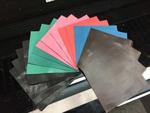 "DIY Genuine Skin Leather Fabric 10cm*10cm(4""*4"") ,9pieces/lot,Color Randomly,Free Shipping"