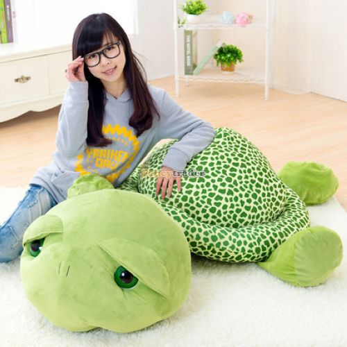 Fancytrader 2015 New Style High Quality Turtle Toy 59 150cm Plush