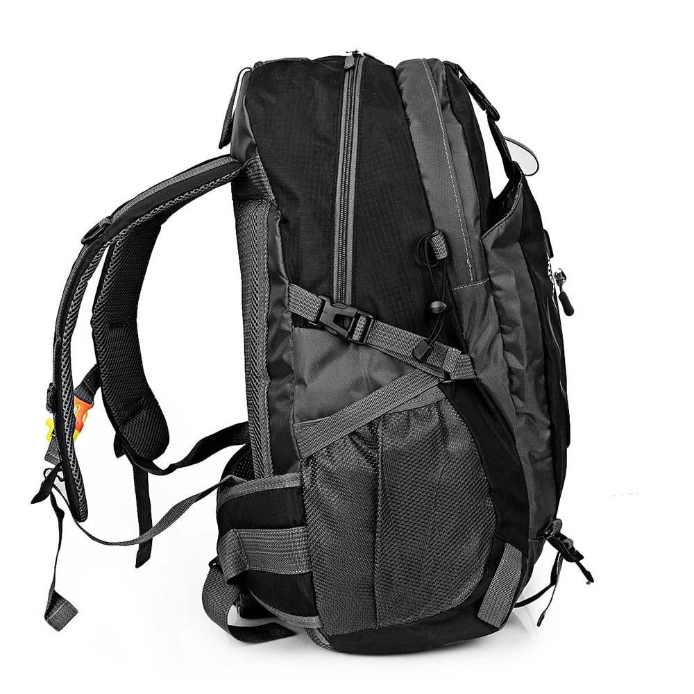 Necessità All'aperto Escursionismo Zaino Gratuito Da Di Sacchetto Resistente Tessuto Black Viaggio All'acqua Cavaliere E5qPtwq