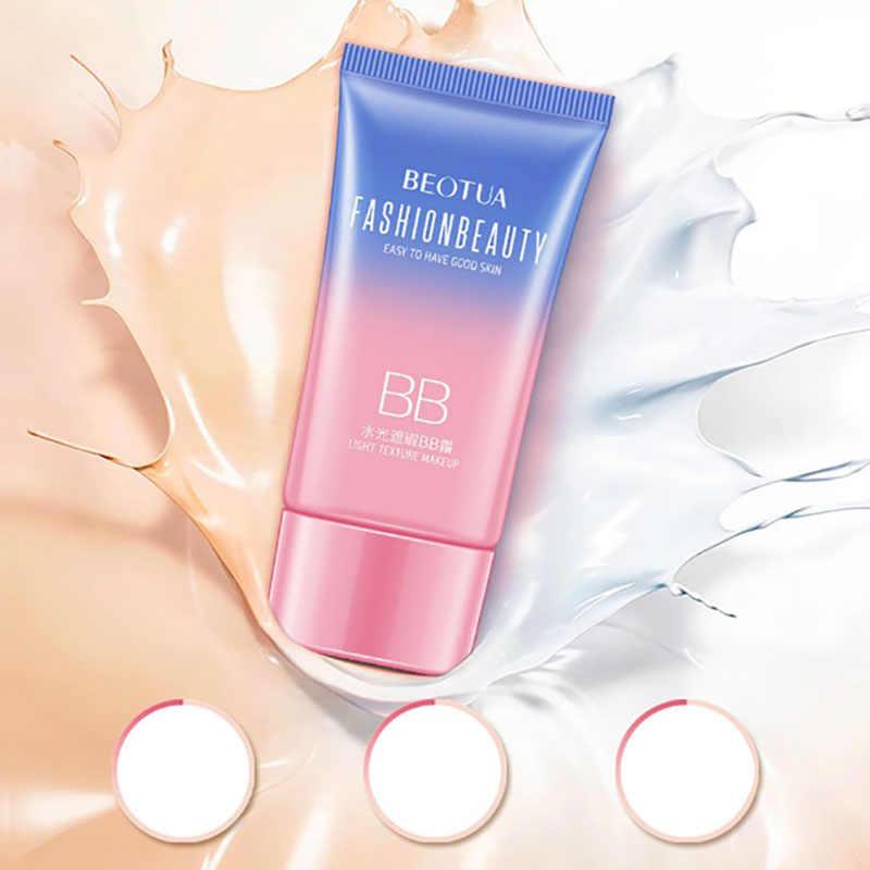 Baru BB Cream SPF50 + Concealer Isolasi Tabir Surya Pelembab Whitening Wajah Telanjang Kecantikan Foundation Makeup Kecantikan Wajah Makeup