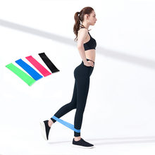 Oefening Weerstand Loop Bands Fitness Stretch-Elastische Power Gewicht Bands Sterkte Prestaties Bands(China)