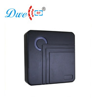 DWE CC RF 13.56mhz RFID reader smart card tag reader WG26 waterproof for access control system