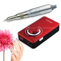 Fashionable Portable Electric Drilling Machine Professional Manicure Pedicure Nail Salon Drill Tool Digital K38 Dial type 12V