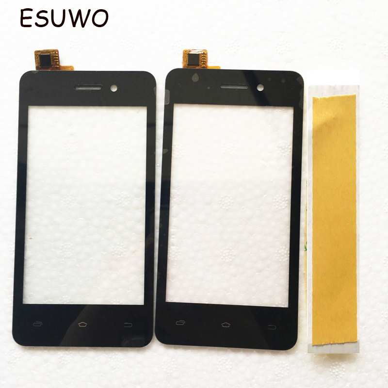 ESUWO Touch Screen Digitizer For Micromax Bolt Q301 Touchscreen Front Glass Capacitive Sensor PanelESUWO Touch Screen Digitizer For Micromax Bolt Q301 Touchscreen Front Glass Capacitive Sensor Panel