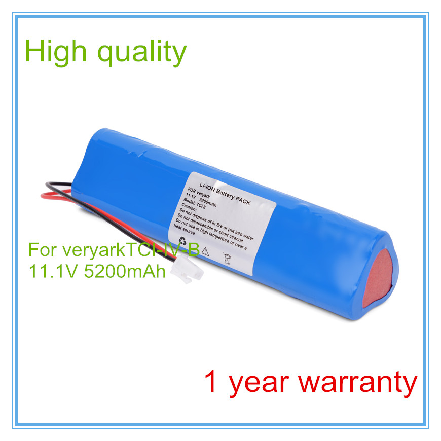High Quality For TCI-IV-B Battery | Replacement For  TCI-IV-B Syringe Pump Battery high quality pump wbz 25
