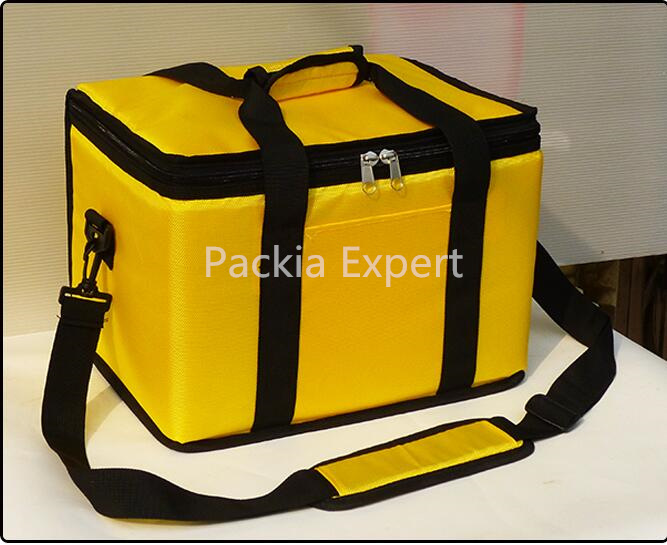 a301086adb2b 36 27 25with PPS support Food delivery bag for pizza cake juice hot style Pizza  thermal insulation bag pizza delivery bag