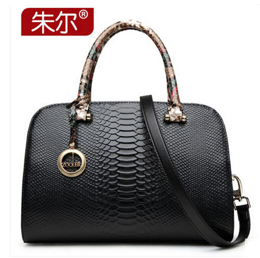 high quality Famous brand women bag 100% genuine leather bag fashion Serpentine  Women handbags Messenger Bag