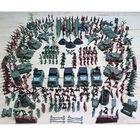 307Pcs Soldier Kit Grenade Tank Aircraft Rocket Army Men Sand Scene Model