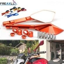 цена на For HONDA VFR800 VFR 800 2002-2008 2007 2006 2005 800 V-TEC Motorbike Accessories Universal Motorcycle Rearview Side Mirrors