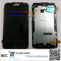 Original quality LCD Display +Touch Screen Digitizer with frame Assembly For HTC Titan Eternity X310E In stock!