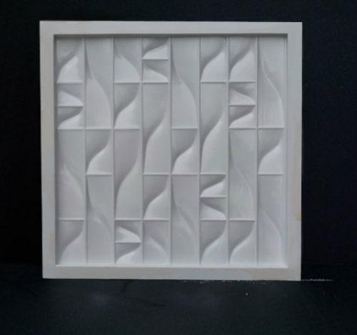 3 d wall panels modern plastic molds forms 3d decorative wall panels