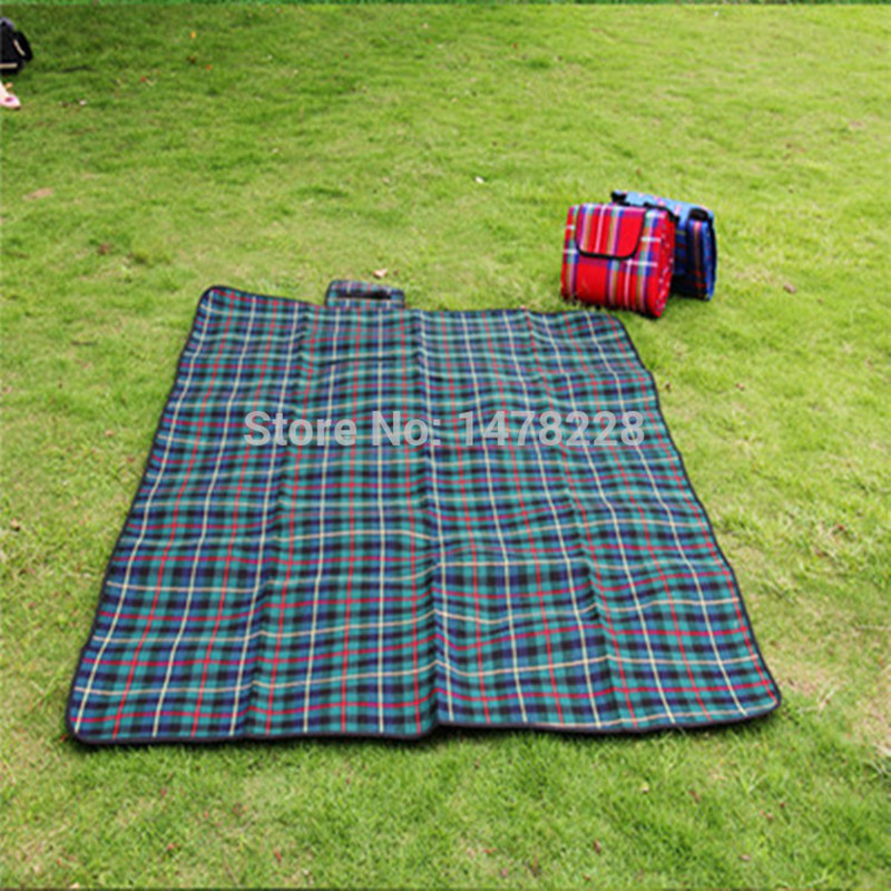 Waterproof Outdoor Beach Camping Picnic Hiking Moisture proof Mat Blanket B2C Shop
