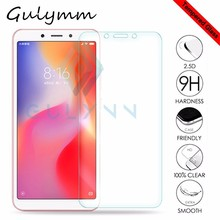 Shockproof Tempered Glass For Xiaomi Redmi 7 7A 6 Pro 6A 4X 5 Plus 5A S2 K20 Note 5 6 Pro 7 HD Clear Screen Protector Film Glass