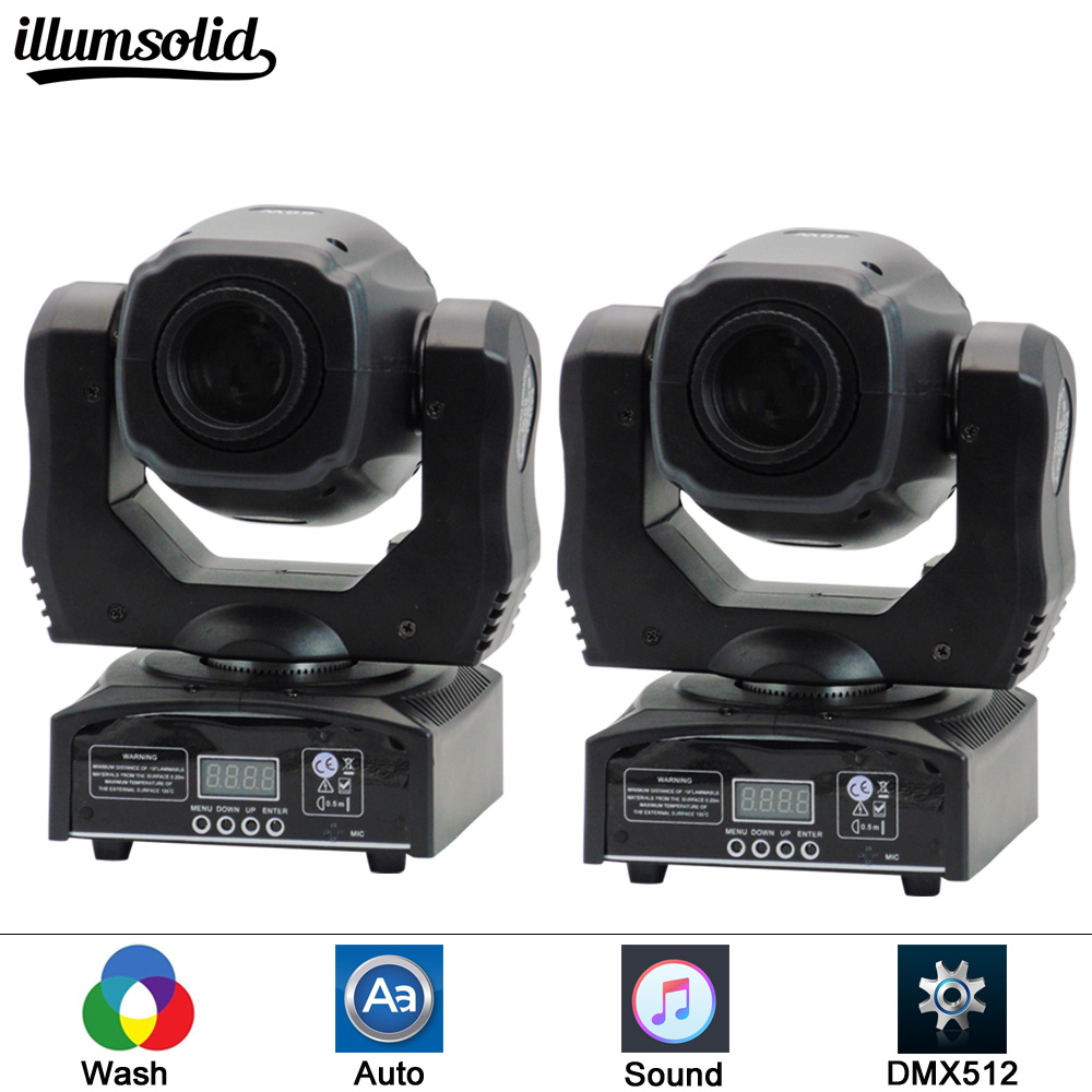 (2 pieces/lot) led moving head LED Inno Pocket Spot Mini Moving Head Light 60W DMX dj 7 gobos effect stage lights 60w moving head mini spot led moving head stage light dmx 12ch with prism