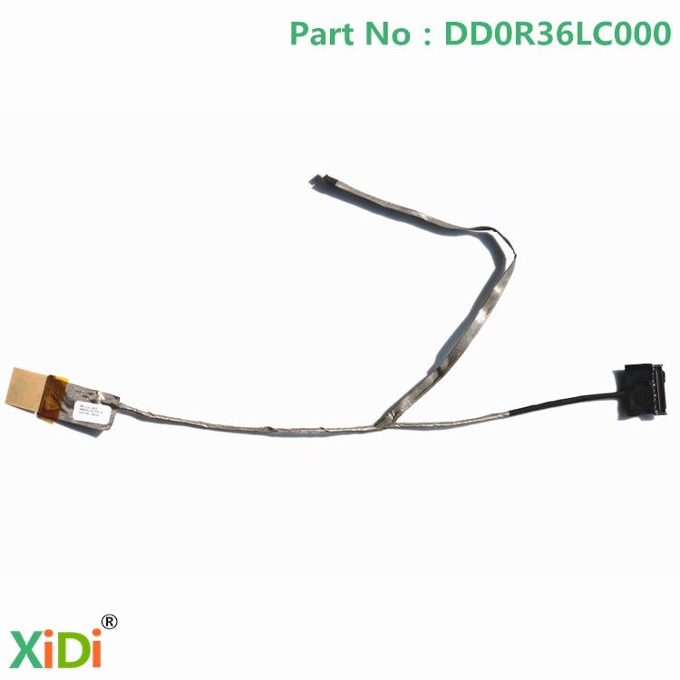 Hyde New DD0R36LC040 LVDS CABLE FOR HP G6-2000 G6-2101 G6-2328 G6-2117 G6-2043 G6-2047 LCD LVDS CABLE кабель hp premier flex lc lc om4 2f 5m cbl qk734a