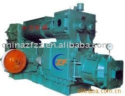 All steel structure JK40/40 brick making machine manufacturer