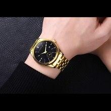 2017 Mens Watches Top Brand Luxury Fashion Men Waterproof Business Male Quartz Wrist Watch Man Hour Clock relogio masculino