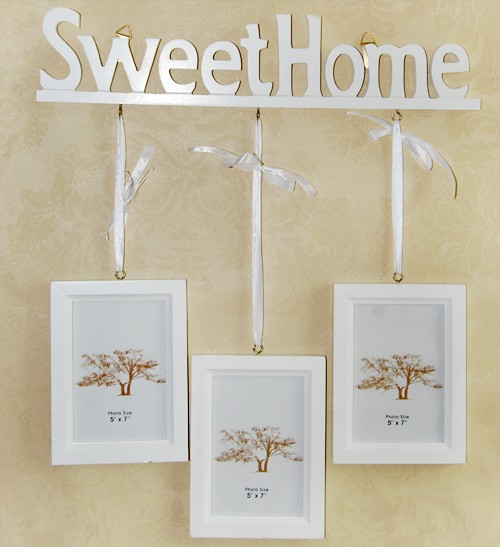 Sweet Home Combination Wooden Photo Frame Picture Frame