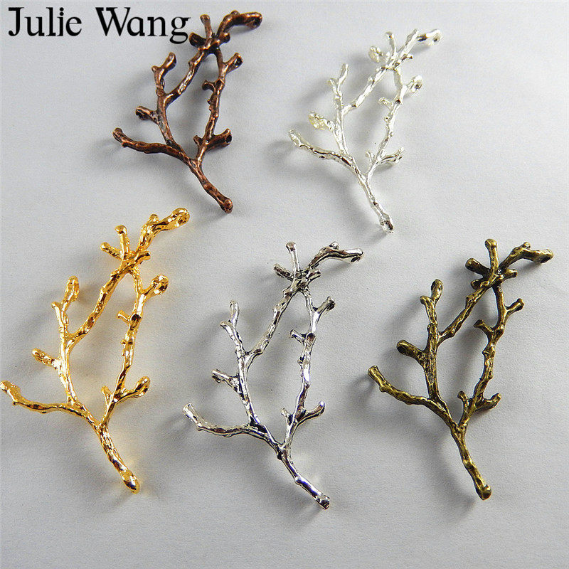 Free Shipping 10 Pcs/ Lot Fashion Jewelry Accessories Metal Twig Branches Enamel Cat Hairwear Hairclip Jewelry Sets & More
