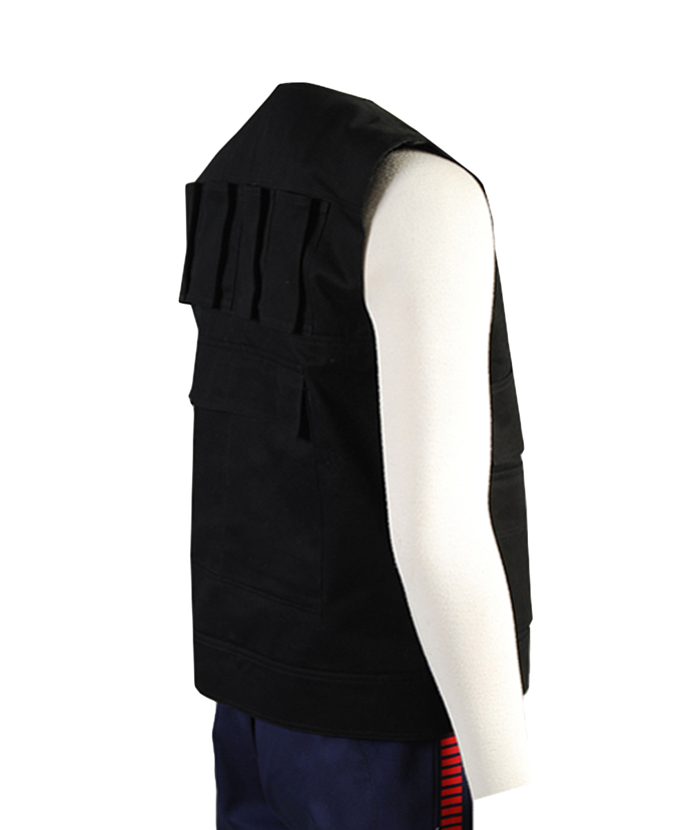 Image 4 - Star Wars ANH A New Hope Han Solo Costume Vest Only Top Costume Halloween Carnival Cosplay Men-in Movie & TV costumes from Novelty & Special Use