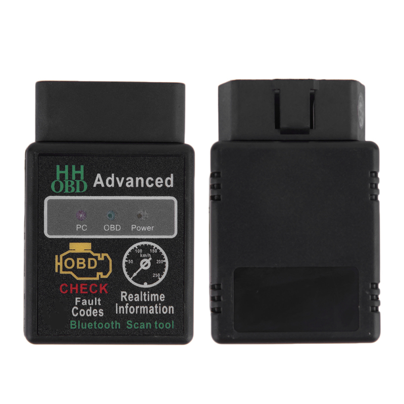 BYGD Car Diagnostic-tool OBD 2 Auto scanner Auto diagnosis tool Scanner automotivo ELM327 V1.5 Bluetooth OBD2 hot selling