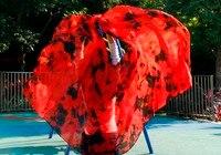 2017 Design 100 Real Silk Belly Dance Veil Cheap Dance Veils Tari Perut Kostum Veil Wholesale