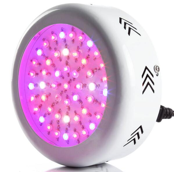 1pcs Newest UFO 150W Led Grow Light Full Spectrum 50X3W Led Chip Plant Growing Lamp for Flower Vegetables  3pcs newest ufo 150w led grow light full spectrum 50x3w led chip plant growing lamp for flower vegetables express free shipping