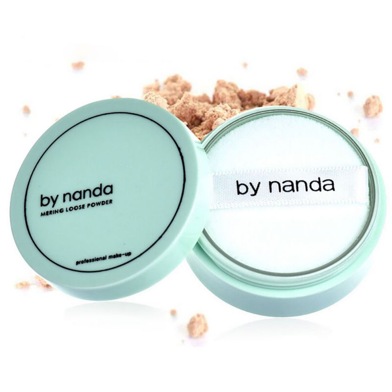 Translucent Pressed Powder with...