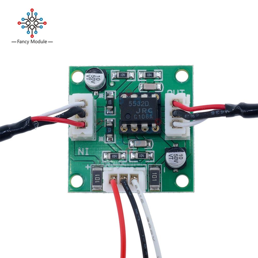 Ne5532 Op Amp Hifi Audio Preamplifier Dual Preamp Board Bluetooth Modular 1ne5532 For New