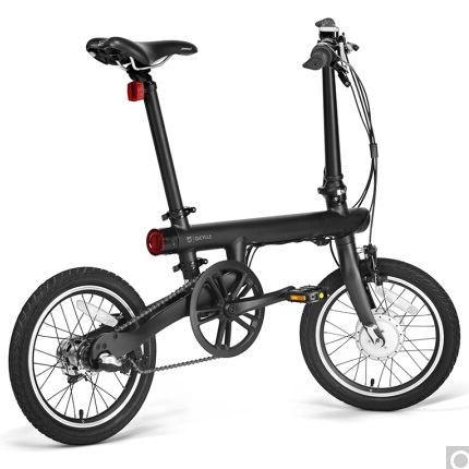 original xiaomi smart portable mijia Qicycle EF1 e scooter foldable pedelec ebike electric scooter with brushless motor купить