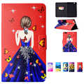 Cartoon PU leather cover case for Huawei MediaPad T3 7 3G Filp cover case for Huawei MediaPad T3 7.0 3G BG2-U01 2017 new release