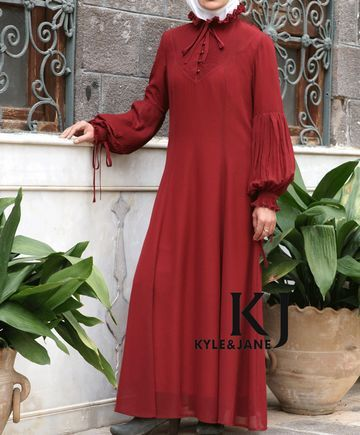 New Fashion Women jilbabs and abayas ,Islamic dresses Long Sleeve for All Seasons