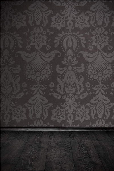 Dark Hardwood Floor Pattern Inside 8x12ft Vintage Grey Gray Damask Pattern Wall Dark Wooden Floor Custom Photography Backdrop Studio Background Vinyl 8x15 10x20in From Consumer