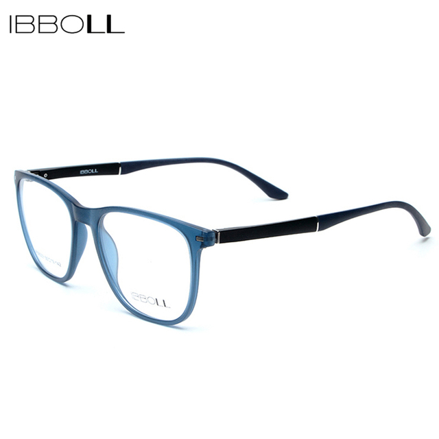 1aaeb262622 ibboll Fashion Square Optical Glasses Frame with Clear Lens Women Plastic  Eyeglasses Frames Female Eyewear Frame Oculos IP88002