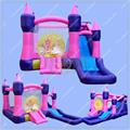 5m Family Use Inflatable Bounce House,Inflatable Princess Castle for Backyard,Inflatable Mini Castle for Kids with Free Blower