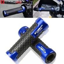 """7/8 """"22mm accessoires de CNC de moto poignées de guidon et embouts de guidon bouchon de main universel pour CBF1000/A CBF 1000 A 2006 2007 2013"""