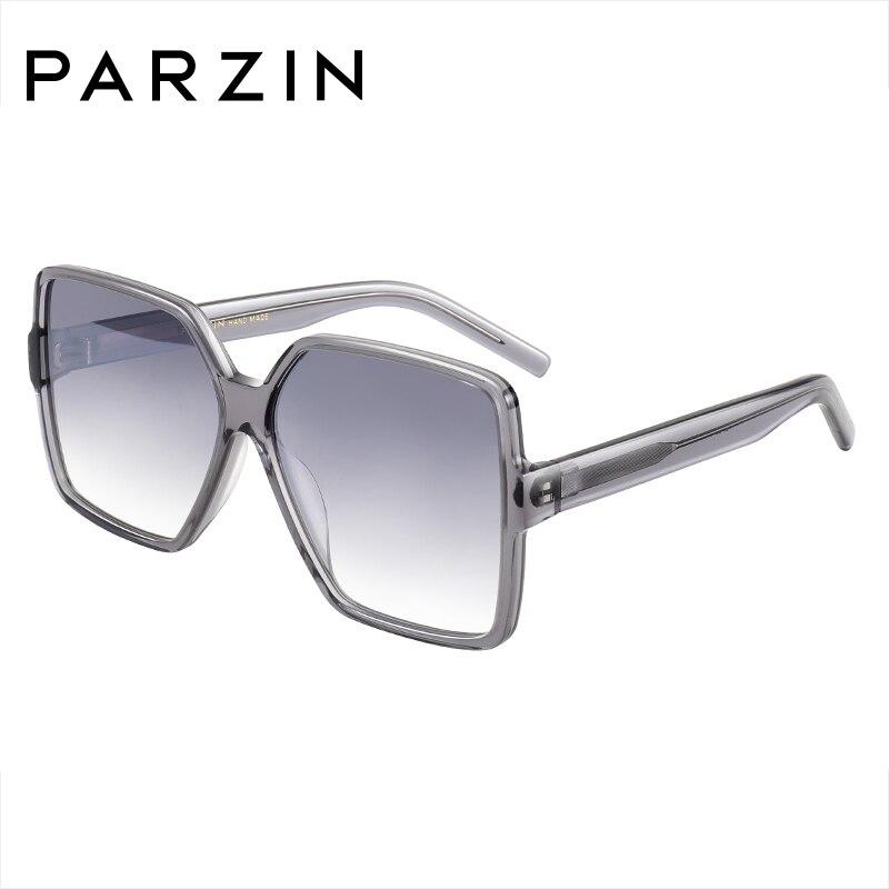 Qualität Übergroßen Uv400 Mode Trendy 2018 Neue Schild Sonnenbrille Licht Objektiv silver 100 Parzin Black Farbe Frauen Top Rahmen pink 5qBwwF