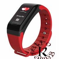 R3C Цвет Смарт Браслет часы монитор сердечного ритма шагомер крови Давление кислорода спортивный браслет