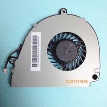 Новый Оригинальный Охлаждающий Вентилятор Cpu Для ACER 5750 5750G 5350 5755 5755 Г Q5WS1 Бесщеточный ПОСТОЯННОГО ТОКА Ноутбук Ноутбук Cooler Радиаторы Охлаждения вентилятор
