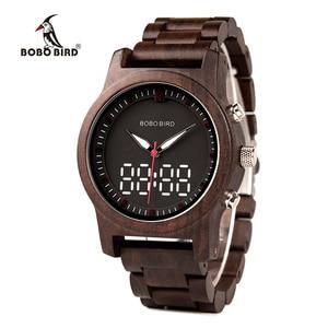 BOBO BIRD Men Wooden Watches R