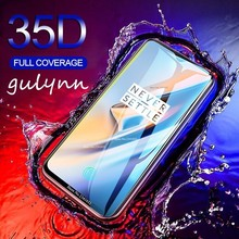 New 35D Curved Full Cover Hydrogel Film On The For Oneplus 7 Pro 5 6 5T 6T Screen Protector 7Pro Protective