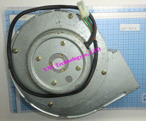 ФОТО 24V 45W Germany  turbine centrifuge air purification fan G1G133-DE19-15